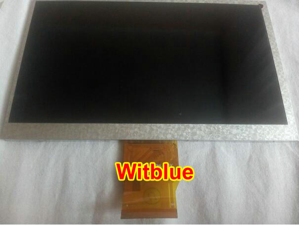 LCD Screen Matrix For 7 TABLET skk070ips-2 1024*600 TFT LCD Display Screen Panel Lens Module Replacement Free Shipping free shipping 7 inch ips lcd screen display panel 1024 600 for cube talk 7 u51gt repair parts replacement
