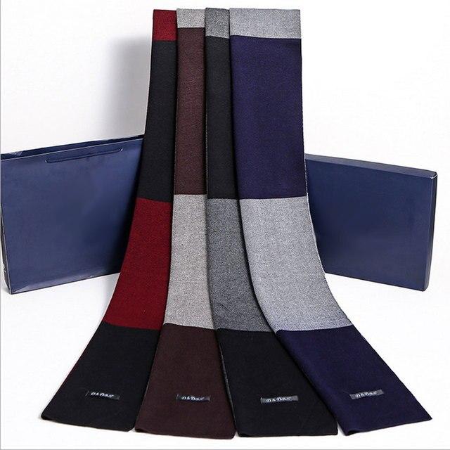 2017 новая коллекция весна осень зима горячий стиль мужчины шарф более полноценно кашемир сетки подбора цвета расширение бизнес теплый воротник