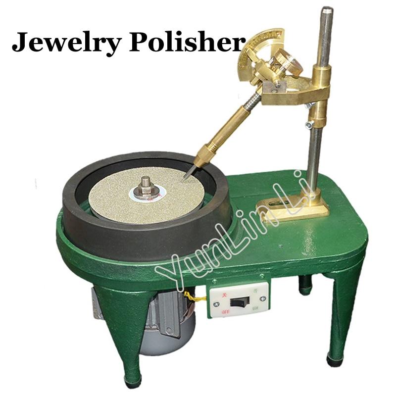 Gem Faceting Machine Jade Stone Angle Machine Jewelry Polishing Machine Flat Grinding Machine YY(BD)6312 qq yy