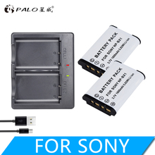 PALO NP-BX1 battery Pack NP BX1 NPBX1+Dual bateria charger For Sony HDR-AS200v AS15 AS100V DSC-RX100 X1000V WX350 RX1