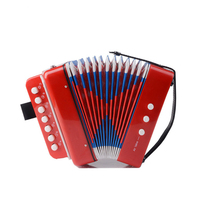 Accordion Children Instrument Toys Age for 3 or More Educational Playing Baby To Play Musical Instruments