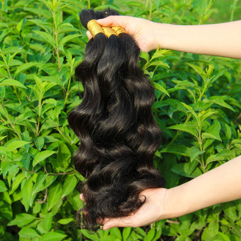 Aliexpress 500g 8a Curly Wholesale Bulk Hair Weave Unprocessed