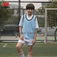 Orange 2016 Soccer Bibs Top Quality Wholesale Price China Manufacturer Custom Soccer Training Bibs