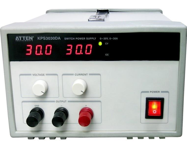 ATTEN KPS3030DA ad alta potenza DC alimentatore stabilizzato regolabile 0-30V0-30A