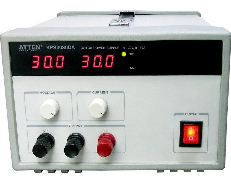 ATTEN kps3030da высокой мощности dc регулируется питания регулируемый 0-30v0-30a