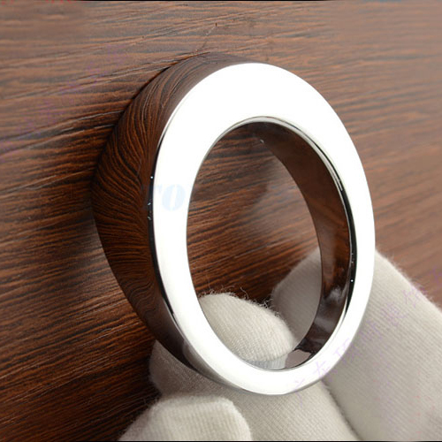 Modern Simple Single hole small knob Round zinc alloy ...