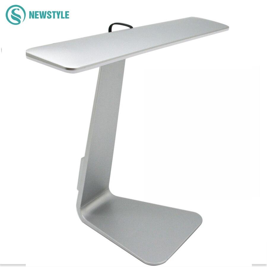 Ultra-Thin LED Desk Lamp 2.5W 250LM Smart Touch Led Desk Light Eyes Protective Folding table lamp Reading Lamp for Bedroom kids tovin t01 03 smart led desk lamp for adult pink