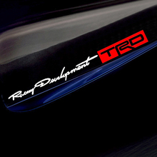 High Quality Racing Development TrdBuy Cheap Racing Development - Vinyl decals for race carspopular trd vinyl decalbuy cheap trd vinyl decal lots from china