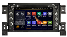 Free GIFTS CAMERA ROM 16G 1024*600 Quad Core Android 5.1 Fit SUZUKI GRAND VITARA 2005 – 2015 Car DVD Player Navigation GPS Radio