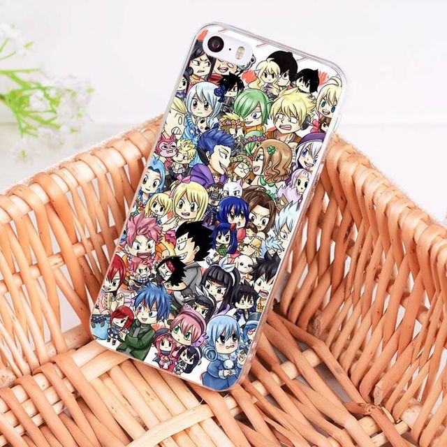 Fairy Tail Phone Case for iPhone