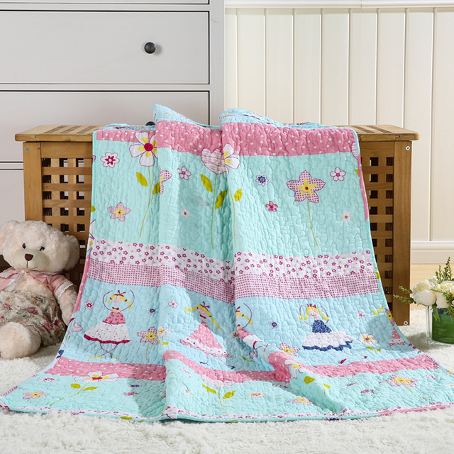 2017 children thin summer quilt air condition quilts cotton ... : thin quilts for summer - Adamdwight.com