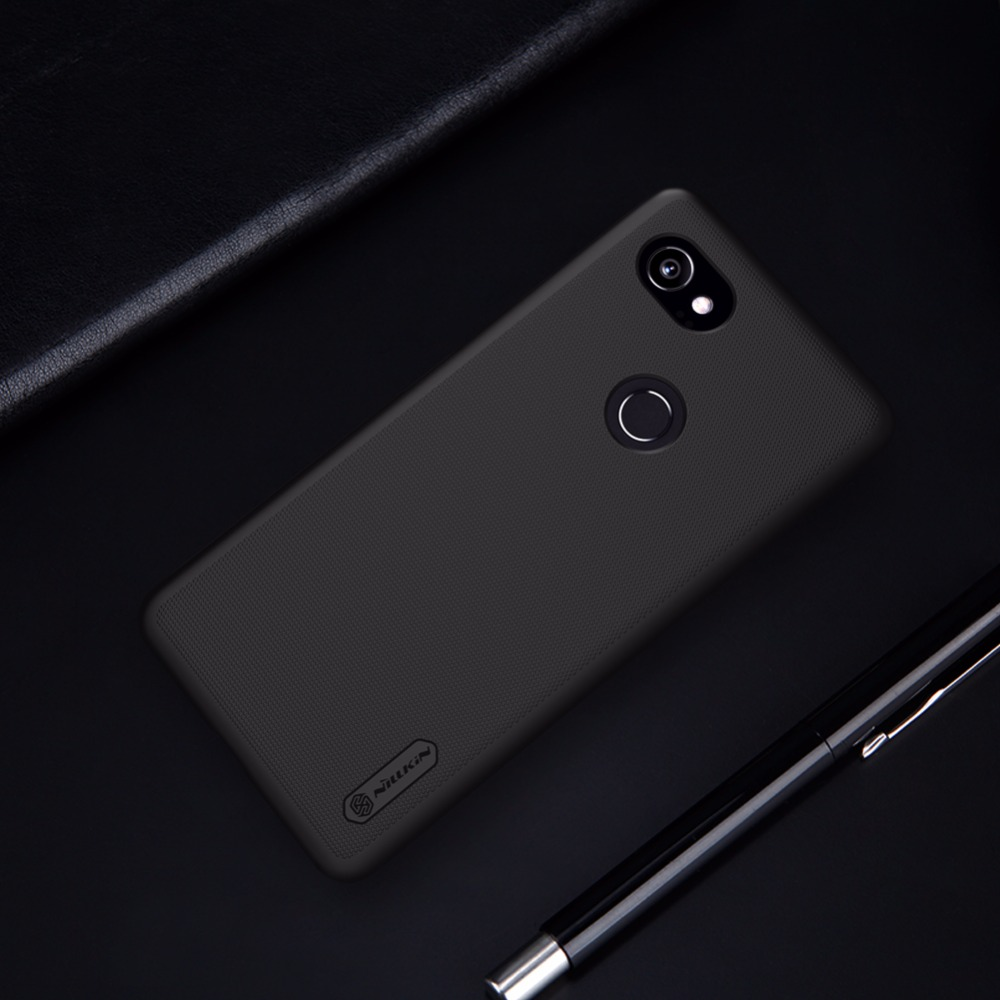 Google Pixel 3 Case Cover Frosted Shield Matte PC Hard Back Cover With Screen Protector For Google Pixel 2 Xl Phone Case