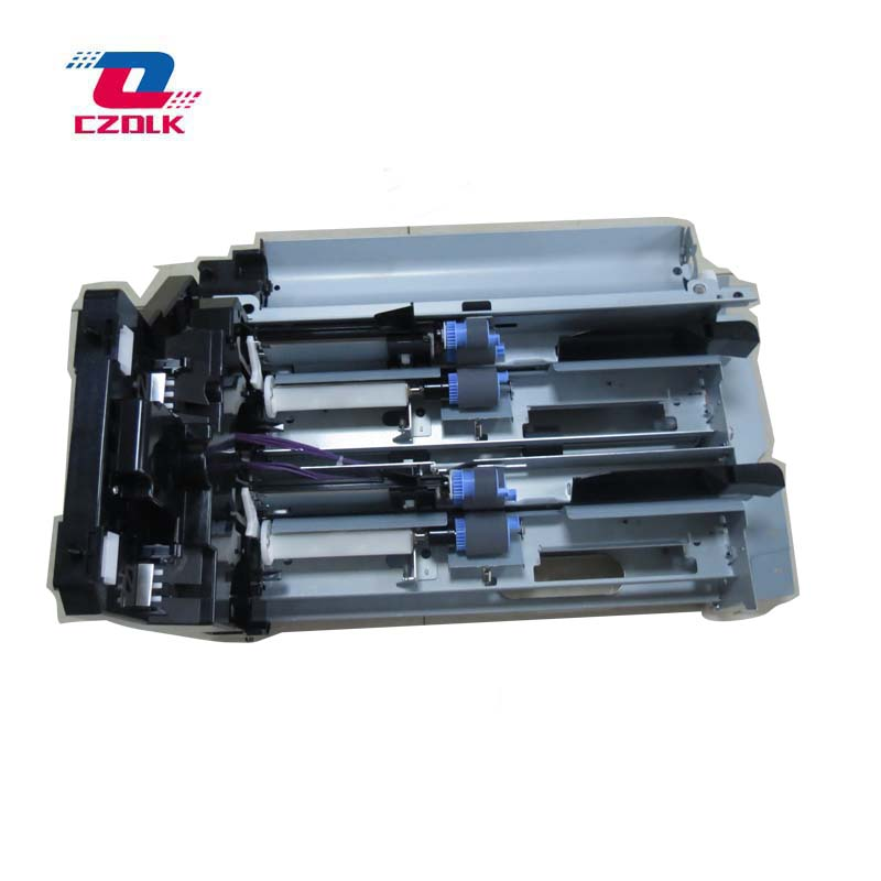 Used Original(90%) Printer boarding component for HP 9000 Feed module Unit For Hp 9050 Paper tray feeder used original module cpl93024