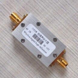 Digital Transmission COFDM Picture Transmission Model UAV 1.2 1.4G Picture Transmission RF Low Noise Amplifier 18dB catalog fuller transmission