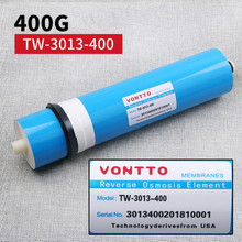 400 gpd reverse osmosis filter 3013 -400G Membrane Water Filters Cartridges ro system Filter Membrane Water purifier cheap Water Filter Parts 3013-400