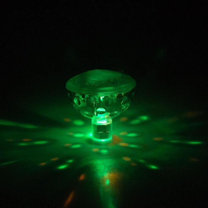 Colours Waterproof Swim Bathroom Floating Underwater LED Light Glow Show Swimming Pool Tub Spa Lamp 2018 new