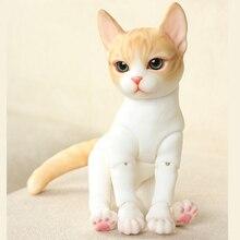 BJD SD кукла 1/8 питомец кошка подарок на день рождения высокое качество шарнирная кукла игрушки подарок кукла модель Обнаженная коллекция