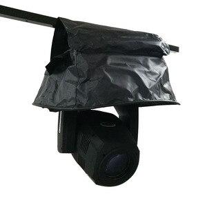 Image 3 - Светодиодный светильник с движущейся головкой 5R 7R, 10 шт., защита от дождя, водонепроницаемый дождевик, пальто для снега, уличное сценическое освещение