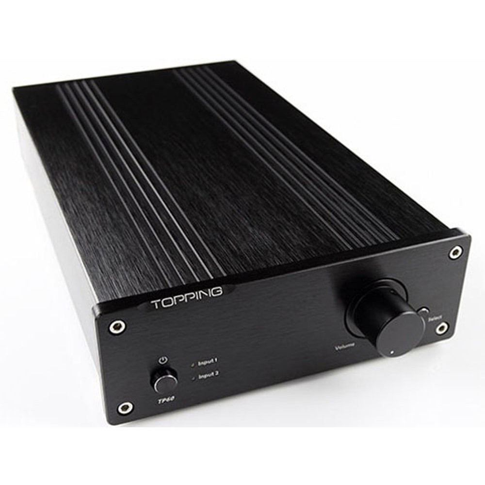 2016 TOPPING TP60 TP-60 TA2022 80W x 2 Class T AMP Tripath Hifi Digital Stereo Power Amplifier 2 Analog RCA Inputs High Power new topping tp60 tp 60 ta2022 80w x 2 class t amp tripath mini hifi digital stereo power amplifier 2 analog rca inputs 220v 110v