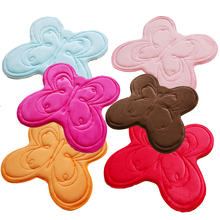Super Soft Coral Fleece Thicking Butterfly Children/Kid Rug Mat Latex  Non Slip Backing Strong Absorbent Bathroom Kitchen Carpets