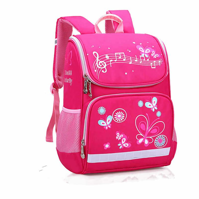 8a5d0ab7e49f ... Лук с рисунком машины школьная сумка для мальчиков и девочек большая  емкость ранцы 2 Размер Школьный ...