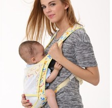 Baby carrier shoulders hold back before the bag simple energy saving baby slings child with maternal and infant supplies