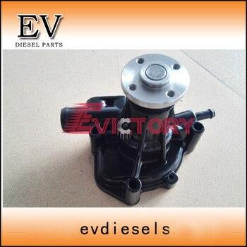 Per motore yanmar 4TN82 4TNE82 4D82 pompa acqua