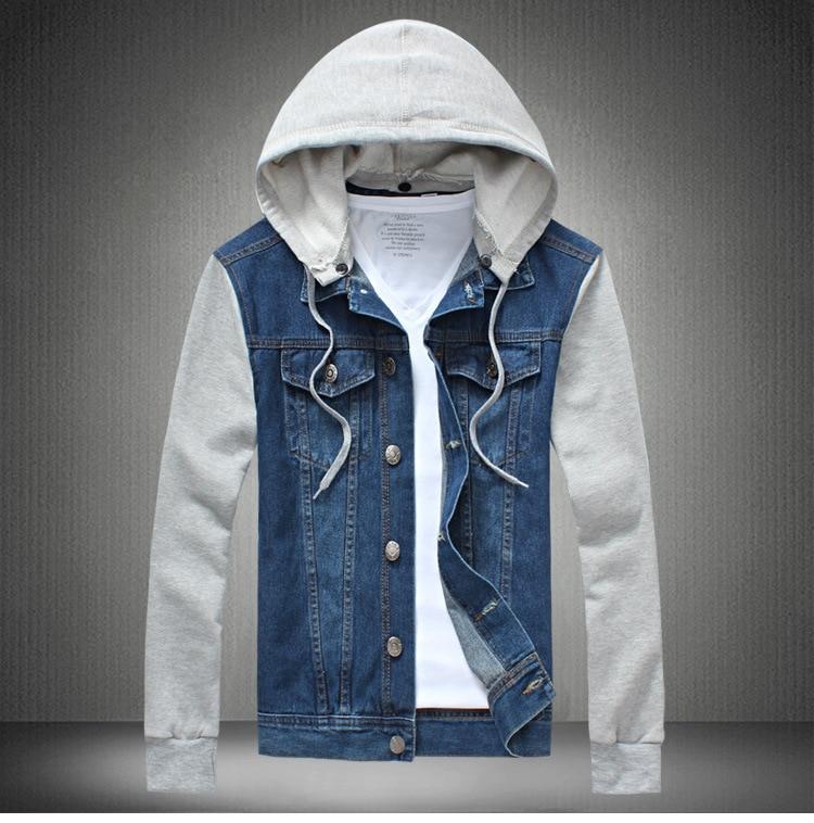 Aliexpress.com : Buy 2016 New Arrival Jeans Jacket Men Hooded
