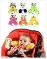 Total Apoio Encosto De Cabeça Do Bebê Carro Infantil Dormir Viagem U Travesseiro forma Cabeça dos desenhos animados Pescoço Tampas de Assento Para Criança crianças 0-12 M GYH