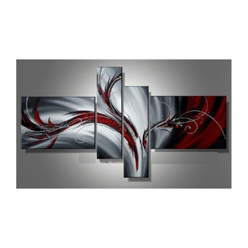 NEW 100% hand painted oil painting Home decoration  high quality abstract painting pictures  160306