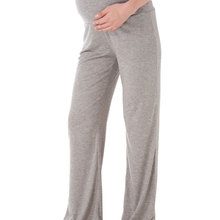 cc9fb1a5d13f5 Women's Maternity Wide/Straight Versatile Comfy Palazzo Lounge Pants  Stretch Pregnancy Trousers loft Yoga Work