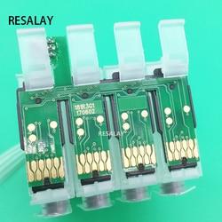 T1811-T1814 CISS Combo czip do urządzeń firmy epson XP-30 XP-102 XP-202 XP-205 XP-302 XP-305 XP-402 XP-405 XP-212 XP-215 XP-312 XP-315 XP-415