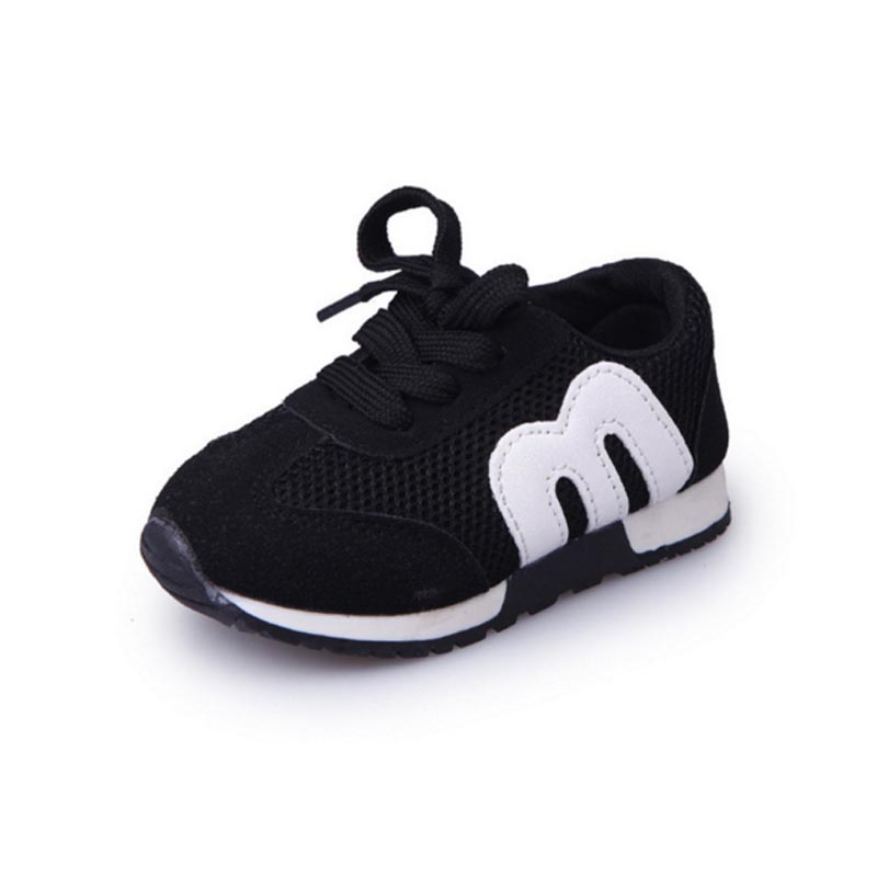 New Children Shoes For Boys Girls Fashion Tenis Infantil Outdoor Kids Sneakers Sport Running Shoes Mesh Breathable Toddler Shoes