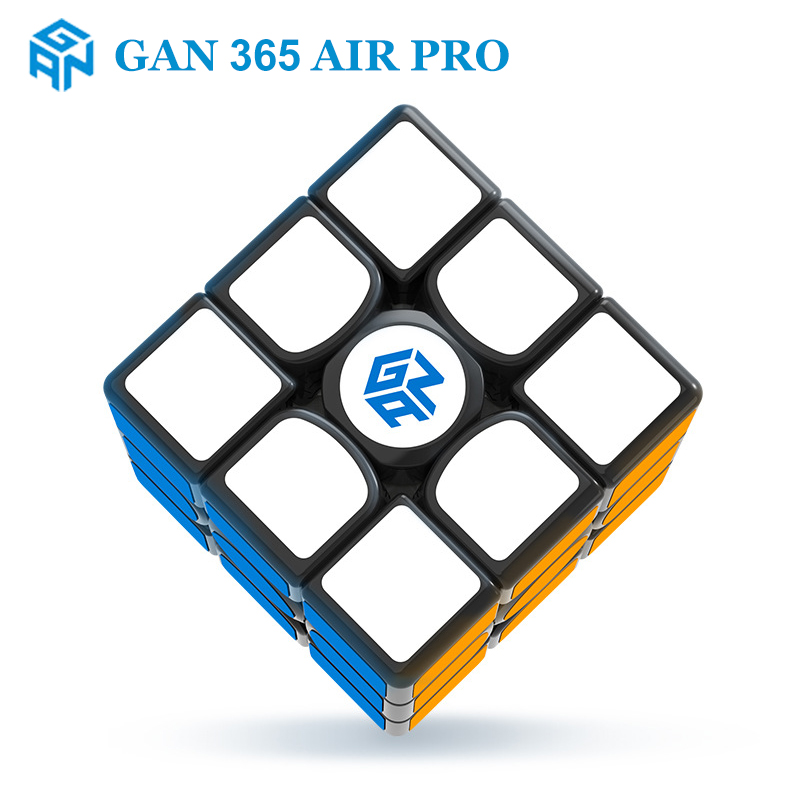 Gan 356 Air Pro SM Master Puzzle Magnetic Magic Speed Cube 3x3x3 Professional Gans Cubo Magico Gan356 Magnets Toys For Children