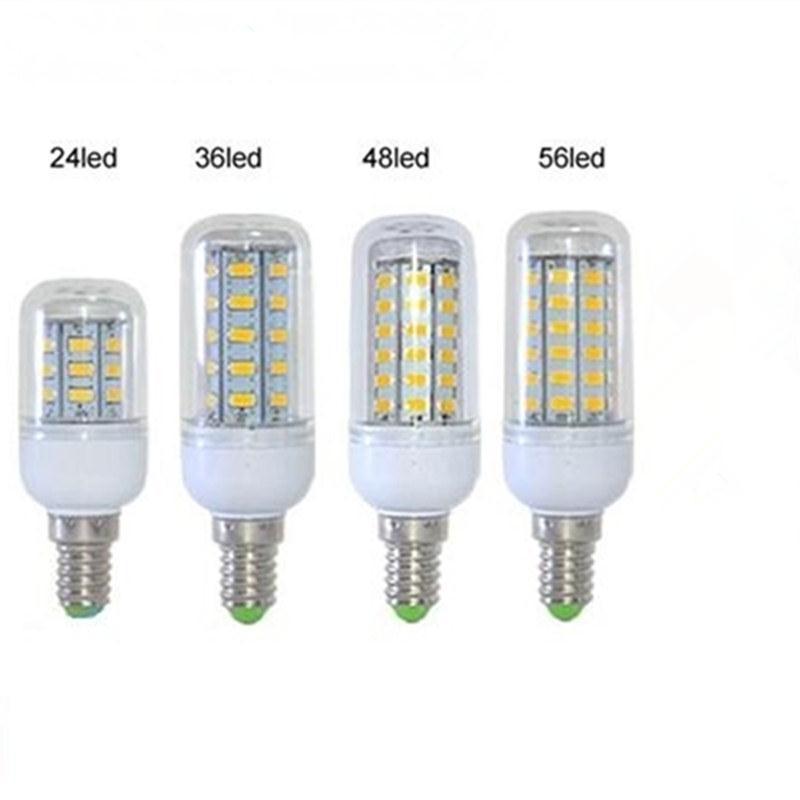 Mabor Энергосбережение Яркий E27 5730 светодиодный кукурузы Спальня лампочка 110 В Лидер продаж высокое качество ...