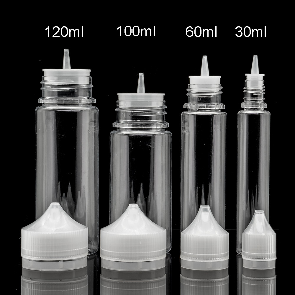 3pcs*Higher quality E Cigarette bottle dropper bottle, ecig oil empty plastic e-liquid bottle, 30ml/60ml/100ml/120ml - liquid абдулова гюзель фидаилевна учимся быстро читать