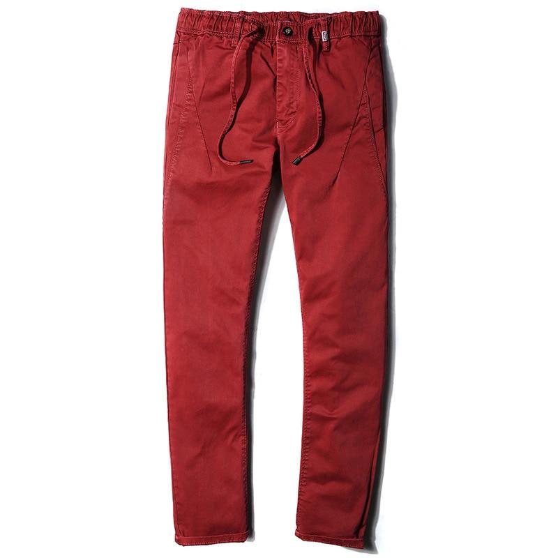 rënie të anijeve pantallona të ngarkesave të reja për burra të - Veshje për meshkuj