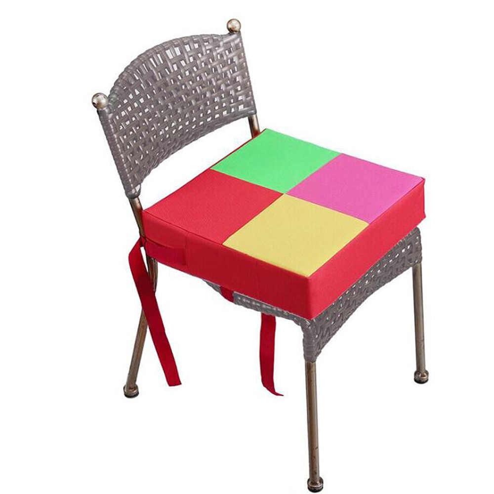 เด็กทารกที่มีประโยชน์เก้าอี้เบาะเก้าอี้เด็กเพิ่มความสูงที่นั่ง Pad Mat เบาะเก้าอี้