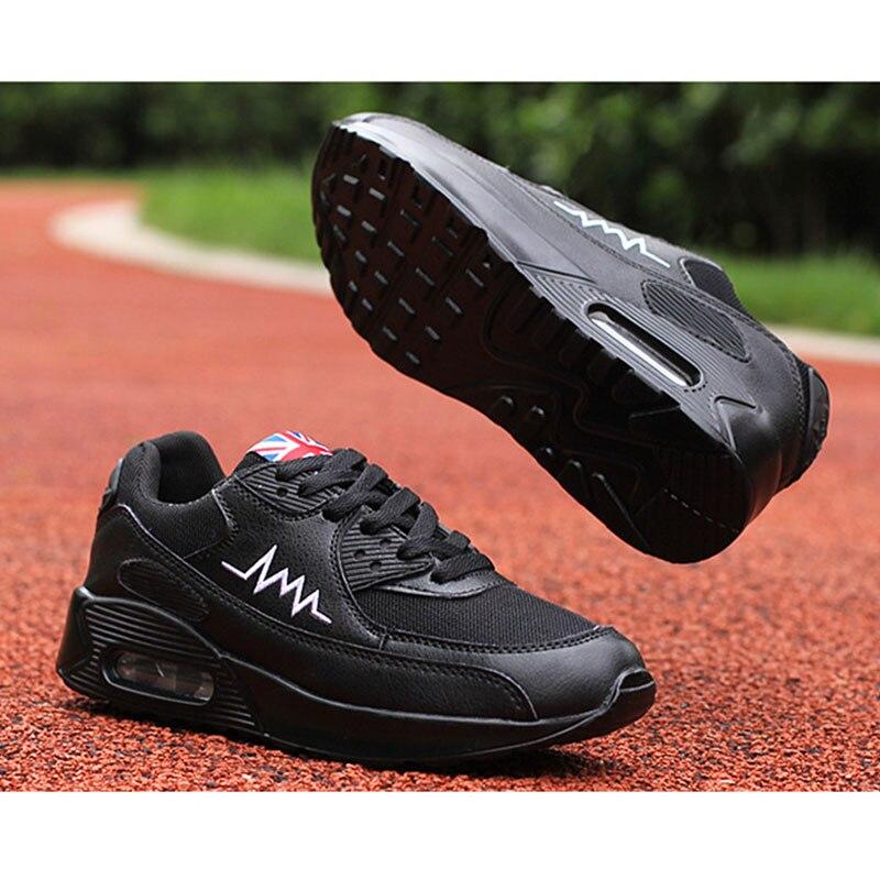 AIKE Азии сетки воздуха Для женщин легкий открытый кроссовки пары дышащая мягкая легкая атлетика бег трусцой спортивные тапки