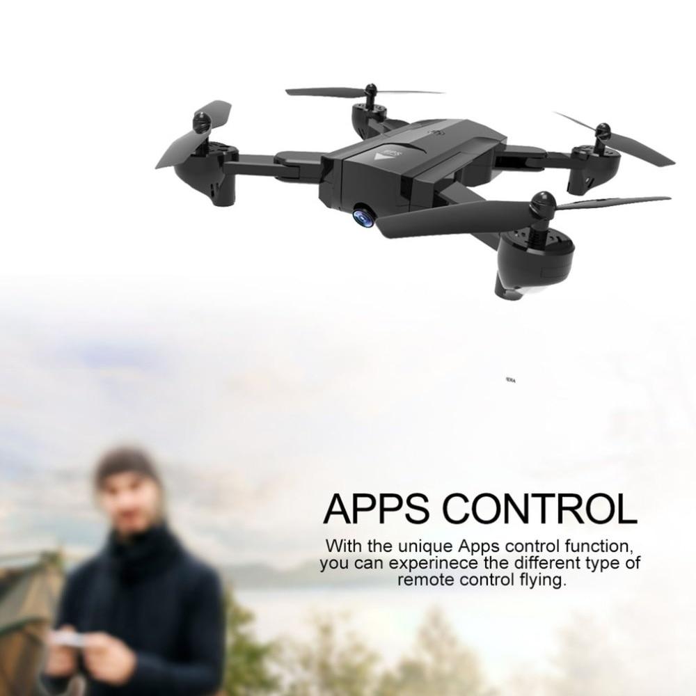 S8 WiFi Mini 10 min RC blanc Drone caméra 400 m Quadcopter avec 720 p/1080 p 120 large angle Avions Mode Sans Tête Télécommande