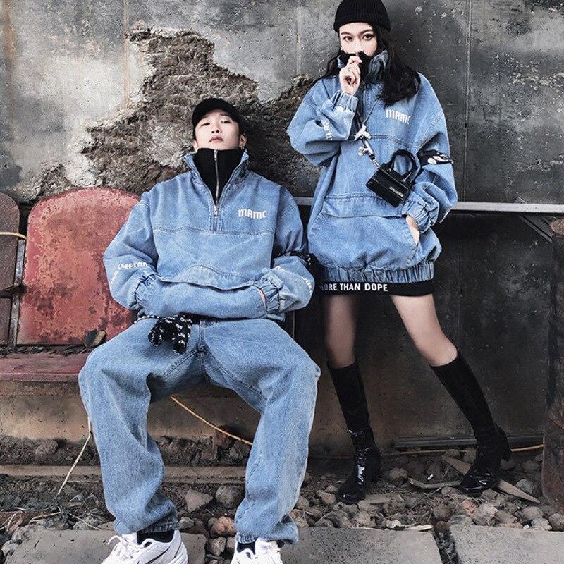 Kaguster coréen Streetwear Sweatshirts à capuche de couple printemps hiver grande taille à manches longues exo sudadera mujer Sweatshirts pulls femmes