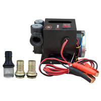 New DC 12V Heavy Duty Fuel Oil Diesel Transfer Pump 70L Min Continuous Rated