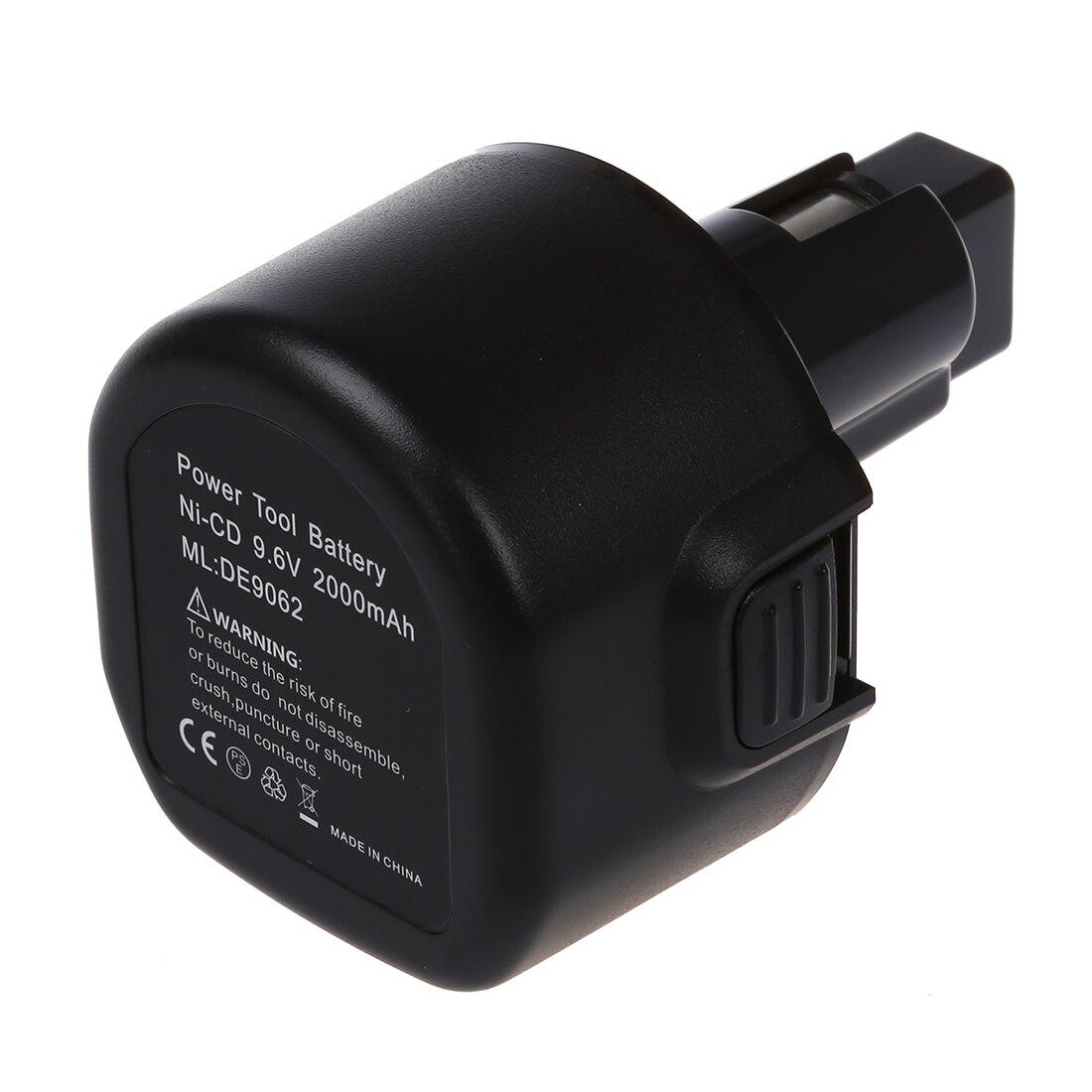 Замена Электроинструменты Батарея для <font><b>Dewalt</b></font> DC750KA, DW955K-2, совместимые артикулы: DE9036, DE9061, DW9062, черный
