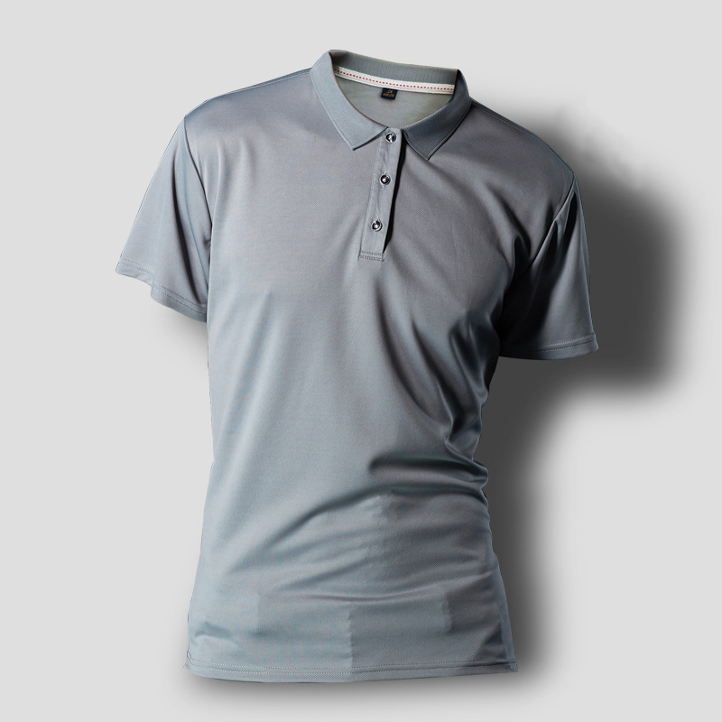 Newest Brand New Men's   Polo   Shirt For Men Desiger   Polos   Men Short Sleeve Shirt Clothes Casual Solid clothing For Man