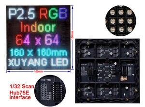 Image 3 - P2.5 LED 모듈, 실내 풀 컬러 HD 비디오 벽 LED 디스플레이 모듈, P2.5 실내 LED 비디오 벽 LED 패널 320mm x 160mm