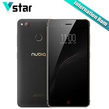 "Международный прошивки android zte nubia z11 mini с мобильного телефона 5.2 ""qualcomm 64 ГБ rom 3000 мАч ultra slim dual sim 13.0mp"