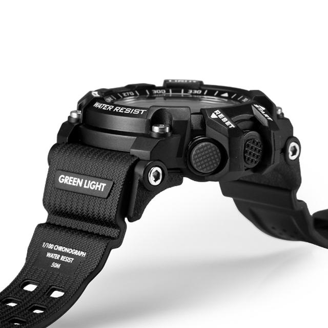 New Sport smart watch buzzer sound alarm sport monitor IP67 waterproof burned calory men watch remote camera watches CASIMA EX16