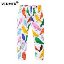 VIDMID baby Girl leggings girls pants for girls 100% cotton Children trousers kids pencil pants Cotton brand butterfly birds