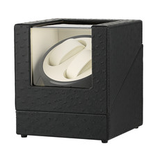US/UK/AU/EU Plug Watch Winders Black Automatic Winding Box High Quality Motor Shaker Holder Boxes for Self Wristwatch