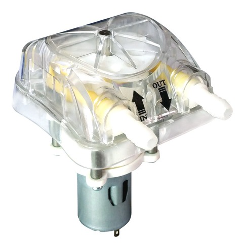 Cabeça da Bomba com Trocável e Bpt Rolos 24vdc Peristáltica Honlite Pharmed Tubo Peristáltico 420 ml – Min 3